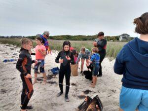 Beginner's Program – Week 1 Island Party