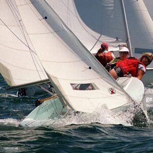 420 Sailboats