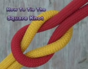 Essential sailing knots